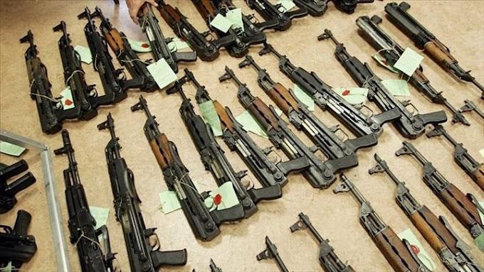 Argelia continúa modernizando su Ejército convirtiéndose en el 6.º mayor importador mundial de armas entre 2016 y 2020.