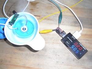 超音波加湿器の消費電力