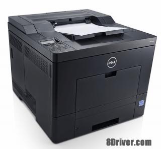 download Dell 2150cn/cdn printer's driver