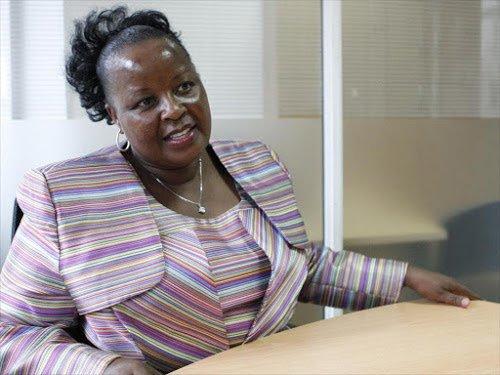 Bishop Margaret Wanjiru and eight others on Coronavirus