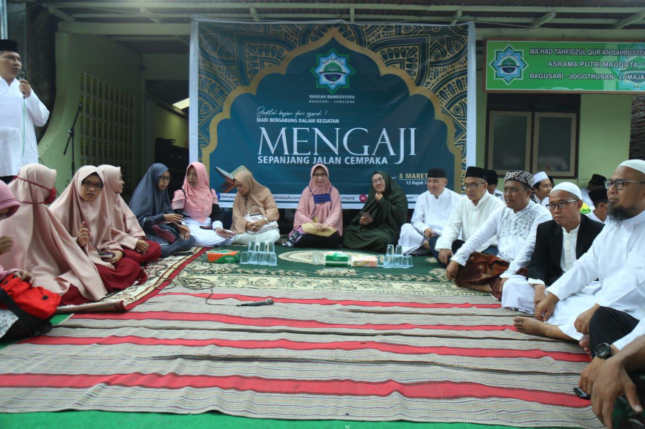 Wabup Ajak Masyarakat Hafalkan Sekaligus Amalkan Al-Qur'an