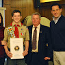 Eagle Scout Ceremony for Patrick O'Grady