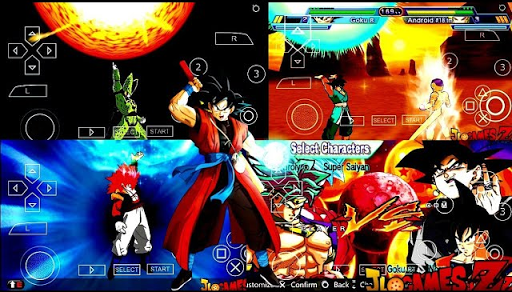SAIUU!! NEW Dragon Ball Shin Budokai Ultimate Storm Edition PARA ANDROID (PPSSPP) +DOWNLOD