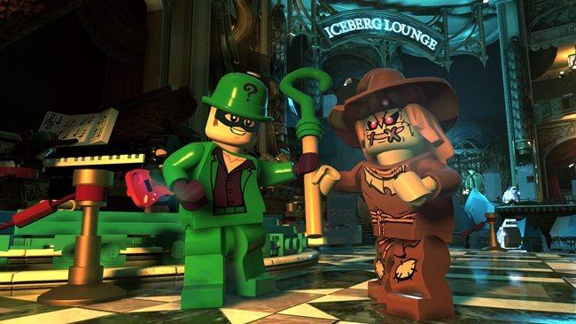Lego DC Super-Villains ? Fundorte aller Roten Steine (Red Bricks Guide)