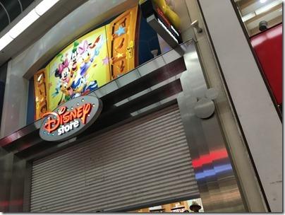 Disney store @ Shinsaibashi