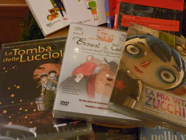 Donazione libri e dvd biblioteca Natale 2017 (3)