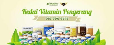 Aturan Makan Vitamin Shaklee