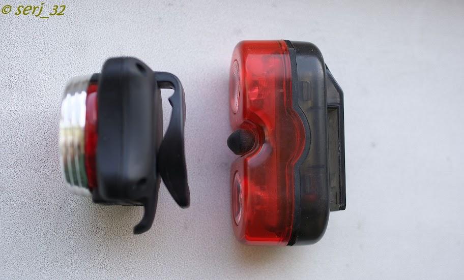 DealExtreme: Вело мигалка со встроенным аккумулятором