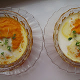 Zupa krem marchewkowy z imbirem i pomarańczą