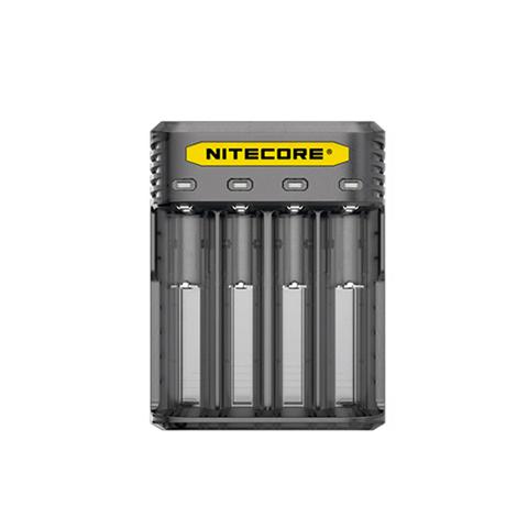 nitecore q4 2a quick charger thumb%255B2%255D - 【海外】「Nitecore Q2/Q4 2Aクイックチャージャー2スロット/4スロット」「80W Vaporesso Swag TCキット」「Sigelei Kaos Z 200W」