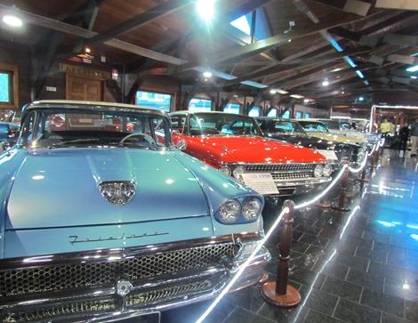Hollywood Dreams car