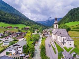 Германия, предгорья Альп.