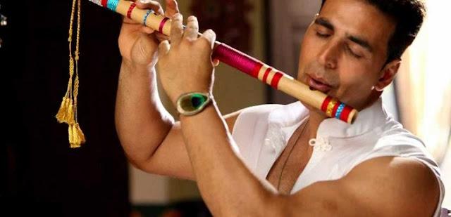 Krishna Flute Music Sargam Notes | Theme Flute OMG Movie
