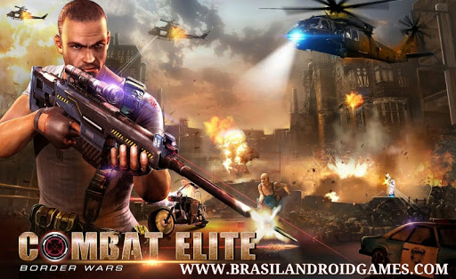 Combat Elite: Border Wars Imagem do Jogo