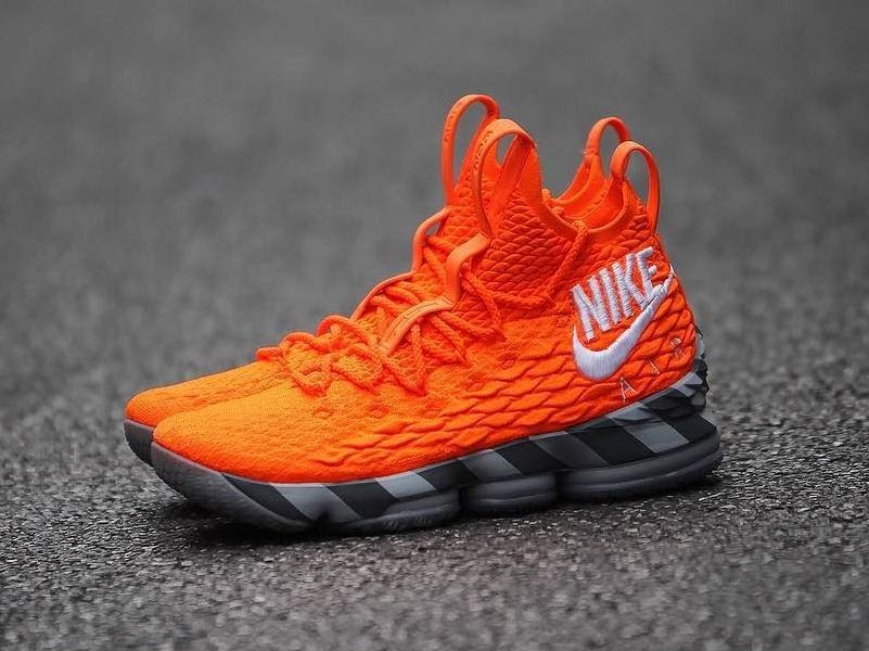 041e8f5d415 ... Nikes First Orange Box Inspires the Latest Nike LeBron Watch 15s ...