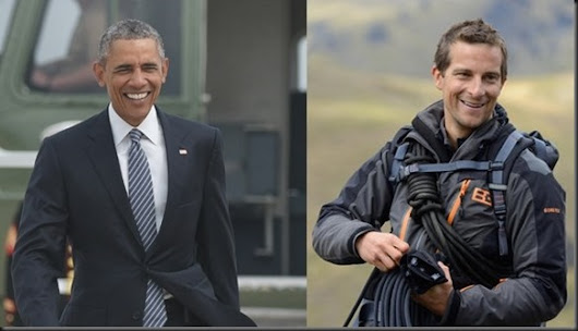"President Barack Obama To Appear On ""Running Wild with Bear Grylls"""