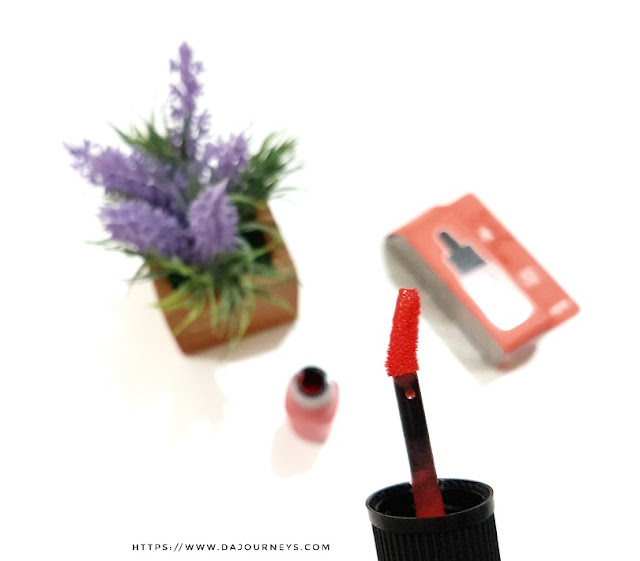 Review Peripera Airy Ink Velvet