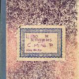 LIBRO DE ACTIVIDADES C.M.S.P. AÑOS 86, 87