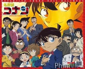 Thám Tử Lừng Danh Conan New Ep - Detective Conan 2014 poster