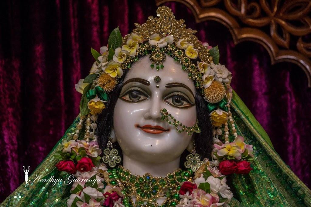 ISKCON Mayapur Deity Darshan 08 April 2016 (21)
