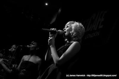 Pixie Lott launching Young Foolish Happy at Jazz Cafe
