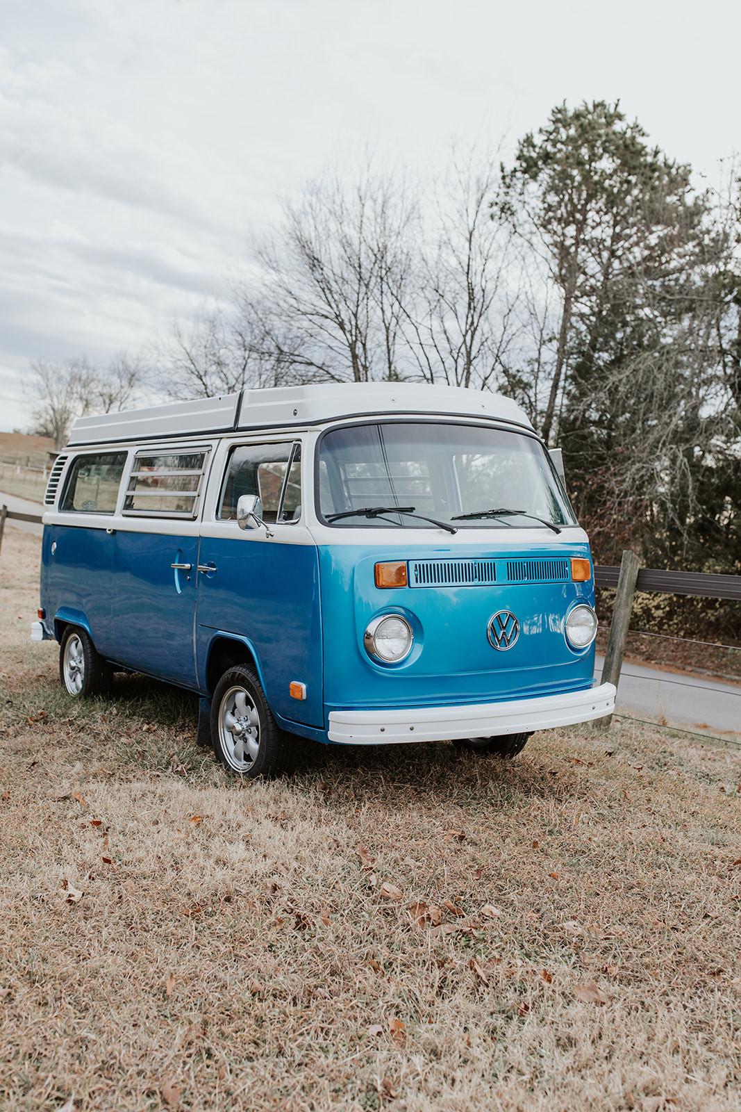 Volkswagen Bus Hire Knoxville