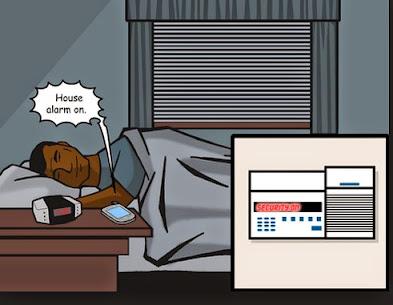 Cara Pintar Memilih Alarm Rumah Yang Baik