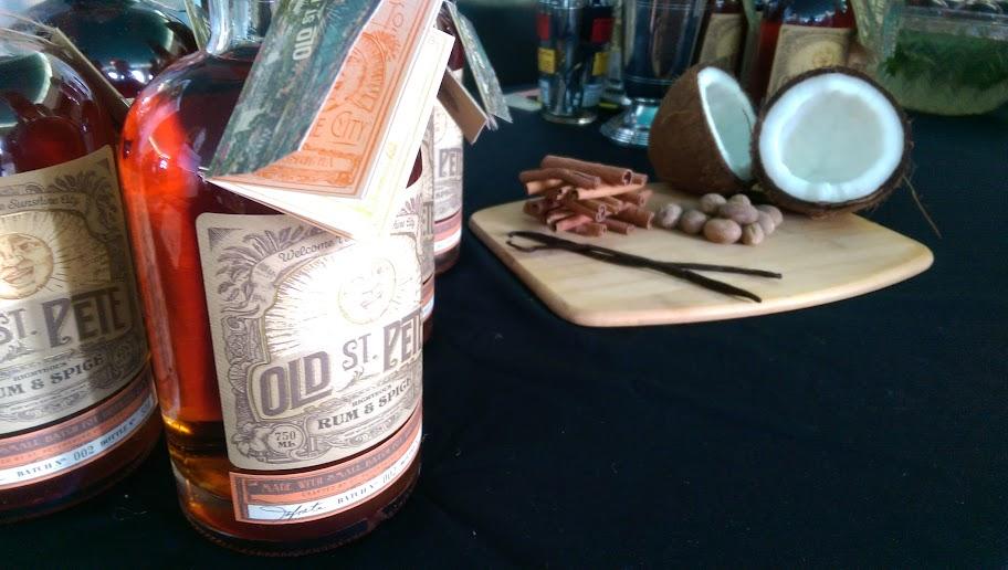 Old St. Pete Rum