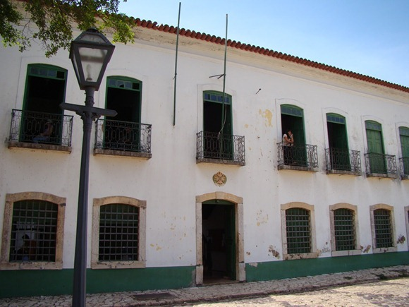 Casa da Câmara e Cadeia  - Alcantara, Maranhao, foto: Algumas Andanças