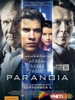 Phim Paranoia - Nội Gián (2013)