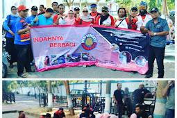 Perjalanan Longmarch Jamkeswatch, dari Surabaya - menuju Jakarta adalah perjalanan bersejarah.