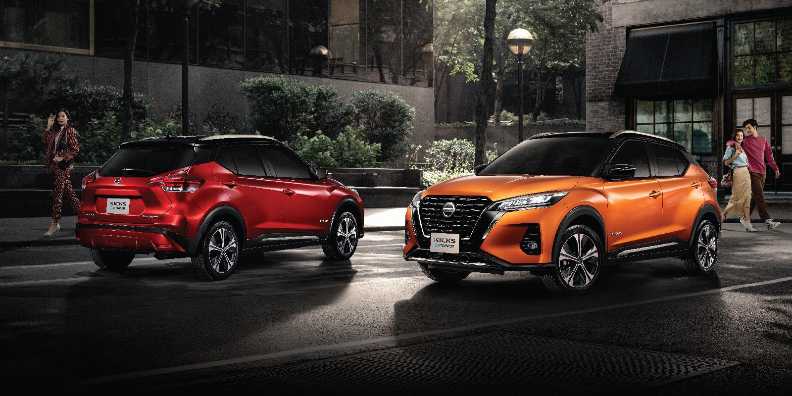 Nissan Kicks e-Power ผ่านการทดสอบมาตรฐานด้านความปลอดภัยระดับ 5 ดาว พิสูจน์ความมุ่งมั่นด้านความปลอดภัยของแบรนด์