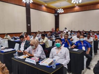 Peserta Sidang Komisi A Tolak Adanya Rekomendasi Gelap di Rapat Anggota KONI Sumbar