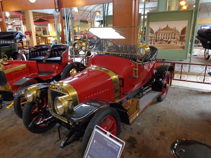 Musée de l'aventure Peugeot à Sochaux DSC01151