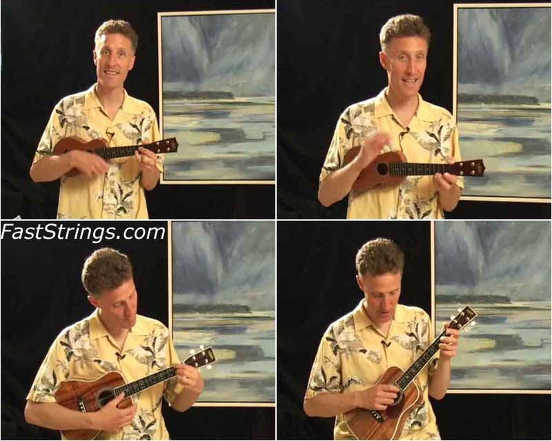 Ralph Shaw - Essential Strums for the Ukulele