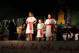 FIESTAS CORTES 2017 DIA 23 CERTAMEN DE JOTAS