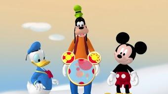 Donald et les haricots magiques