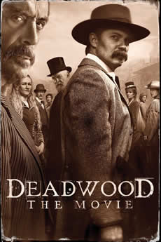 Capa Deadwood: O Filme Torrent