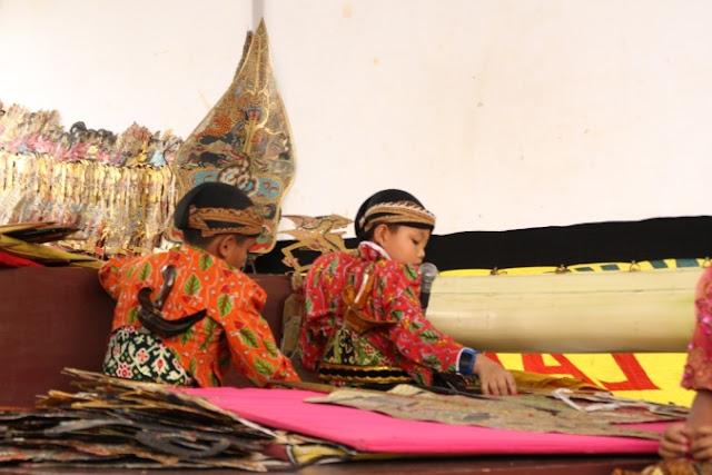 Kabupaten Ngawi gelar wayang kulit serentak di 8 lokasi dalam kota