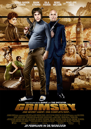 Πρακτοράτζα (The Brothers Grimsby) Poster