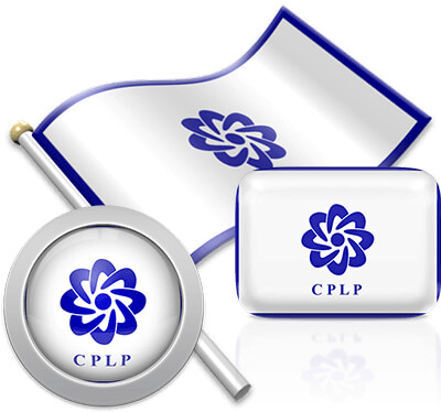 CPLP flag icons pictures collection