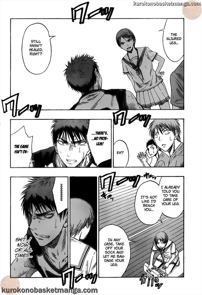 Kuroko no Basket Manga Chapter 45 - Image 12