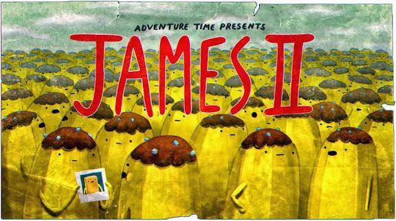 Hora de Aventura: James II