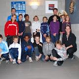 Afscheid A-pupillen, Dongen, 20-10-2009
