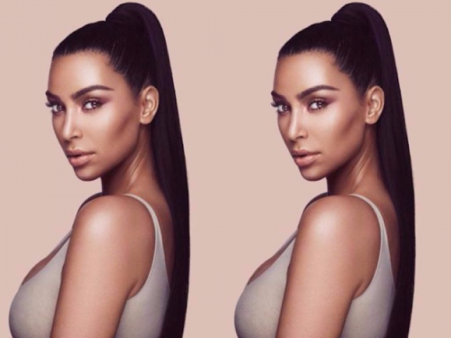 K Again!! Kim Kardashian Poses Completely Nud3 In S3xy Photoshoot