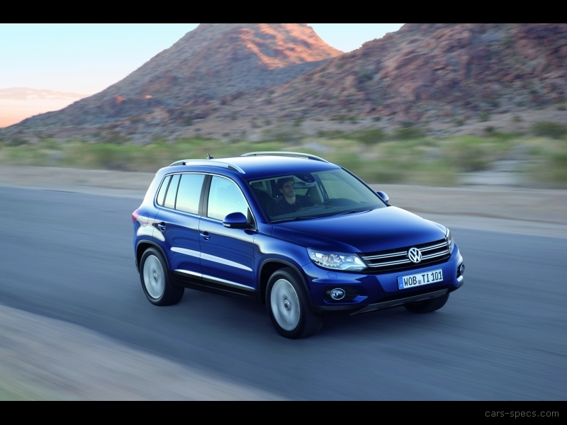 2012 volkswagen tiguan suv specifications pictures prices. Black Bedroom Furniture Sets. Home Design Ideas