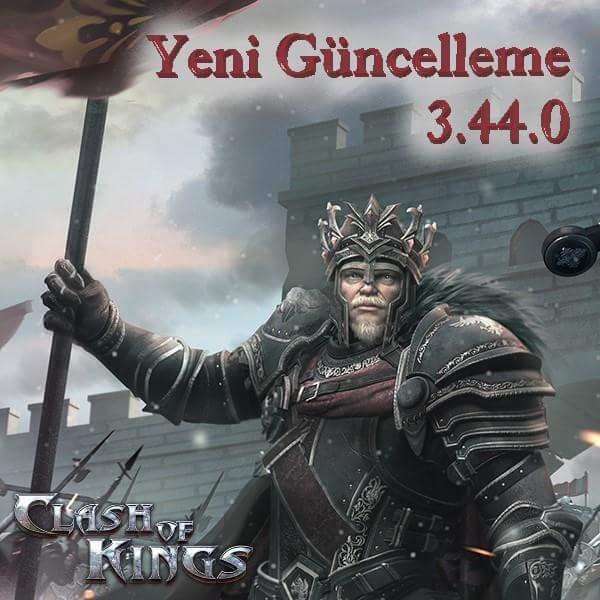 Clash of Kings Ekran Görüntüsü Alma ve Paylaşma Özelliği