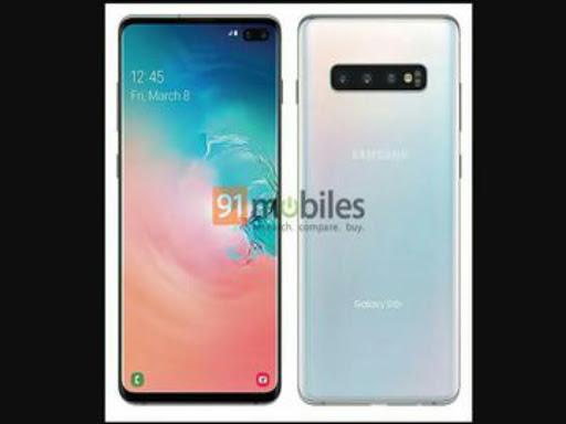 Bocoran Spek Samsung Galaxy S10 Plus