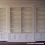 Interior - paintgradebookcase.JPG