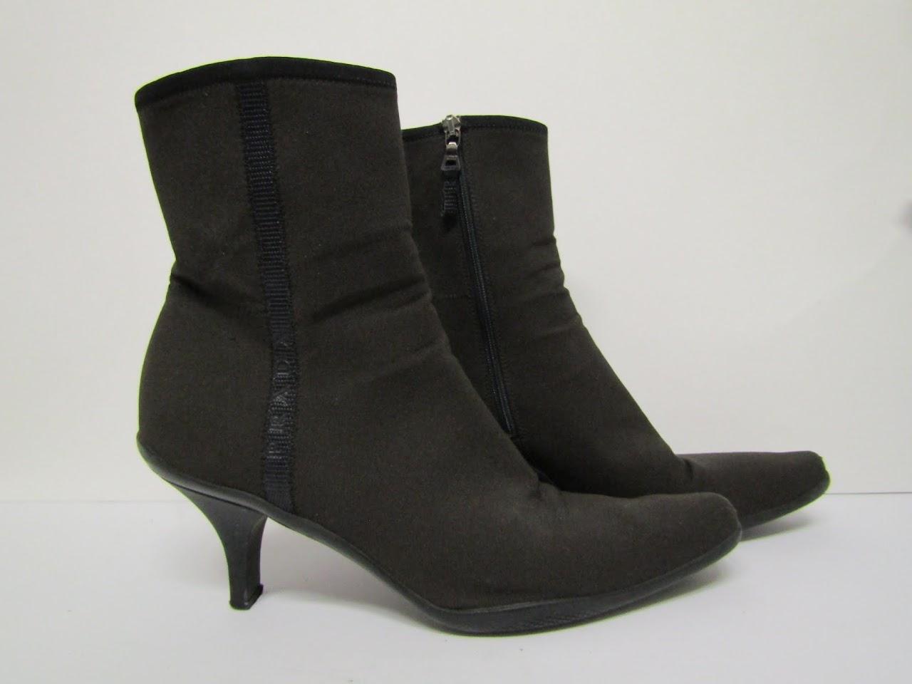 Prada Sport Neopreen Boots